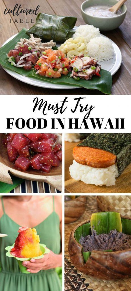 BEST FOOD IN HAWAII