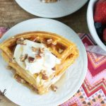Pumpkin Spice Waffles — Your Favorite Flavor All Year Round