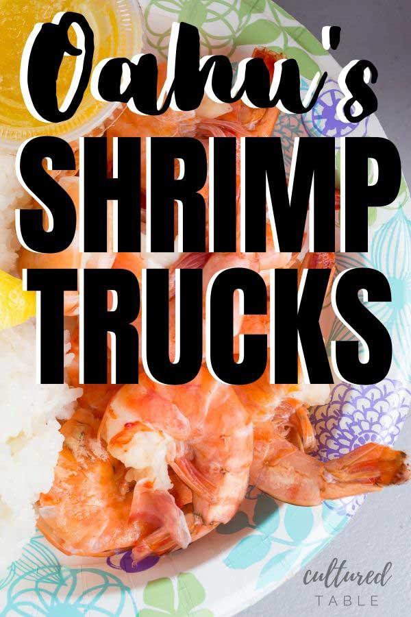 oahu's shrimp trucks