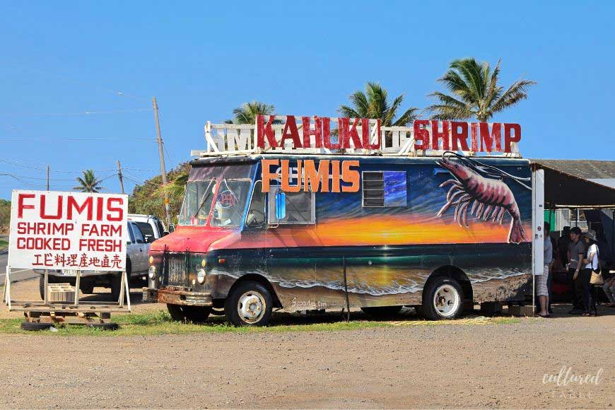 shrimp truck oahu