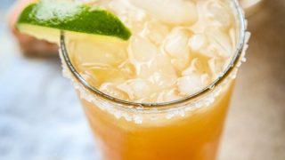 Perfect Pineapple Margarita