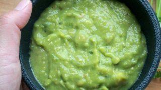 Avocado Salsa (Salsa de Aguacate)
