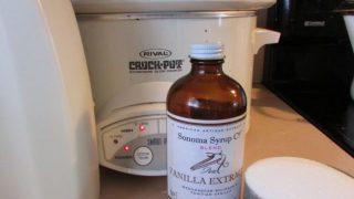 Crock Pot Cajeta