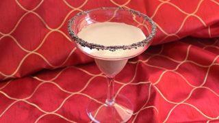 Chocolate Margarita cocktail recipe