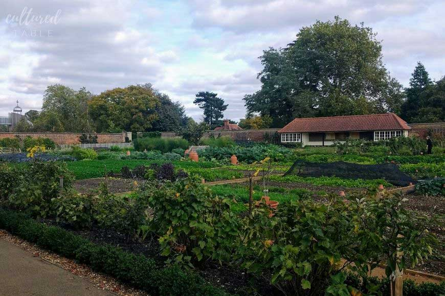 royal kitchen garden